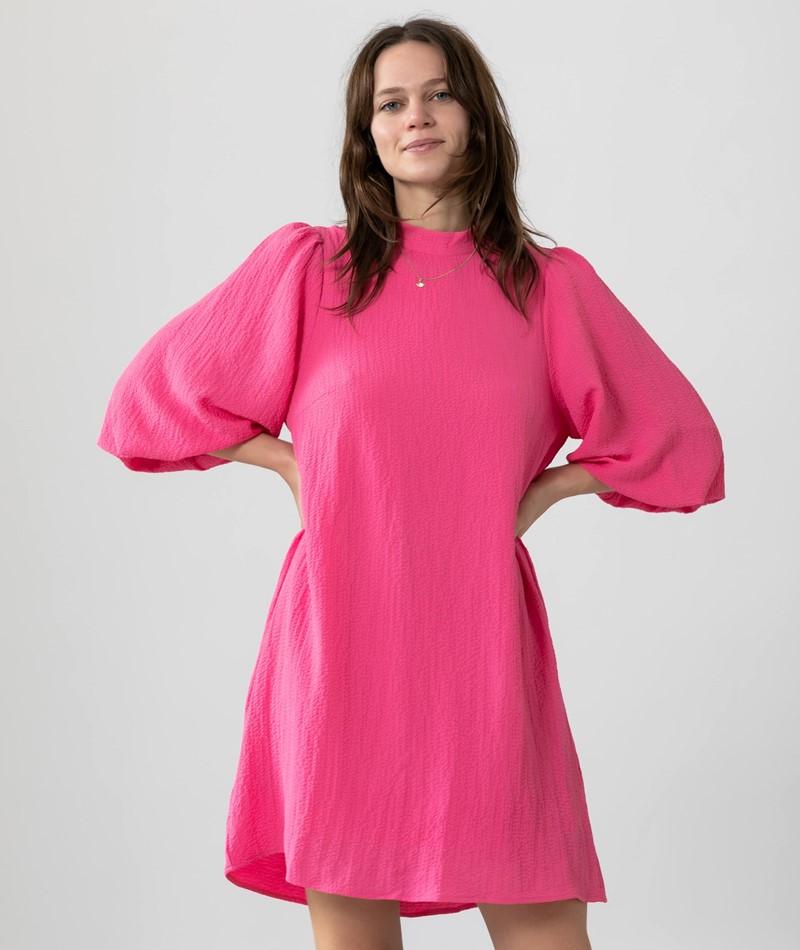 MOVES Momaj Kleid pink