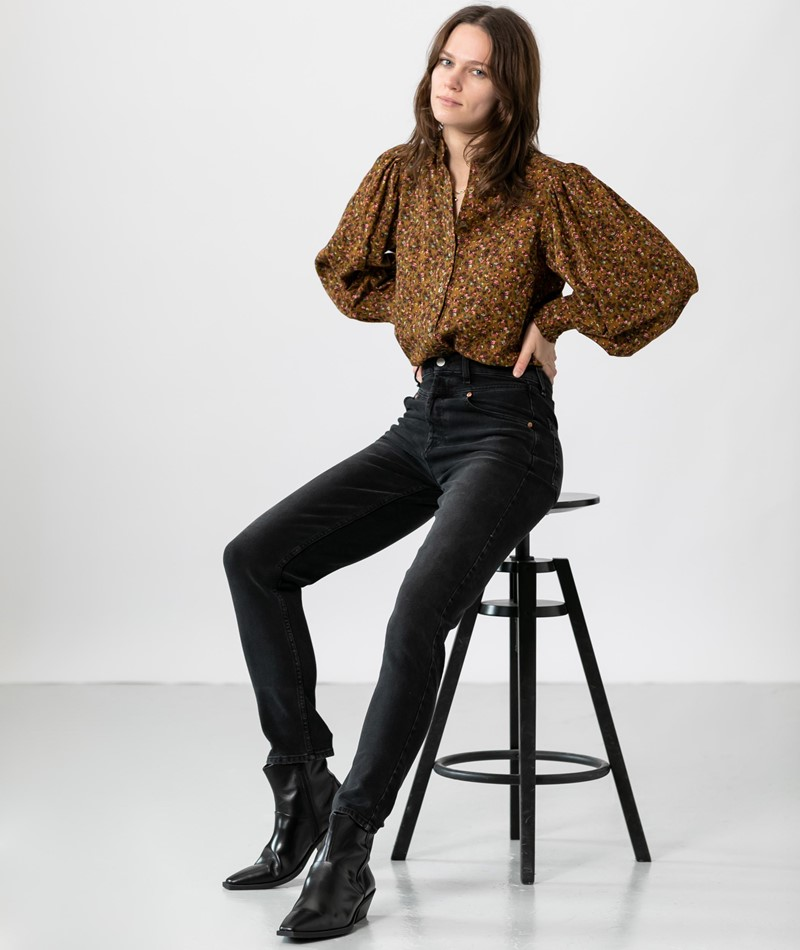GLOBAL FUNK Alister Jeans rebel black