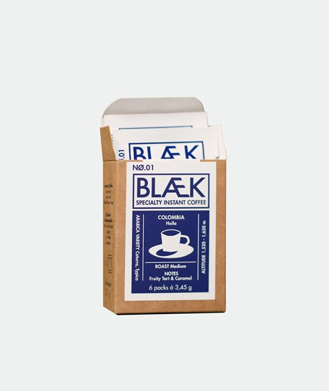 BLAEK Specialty Instant Coffee