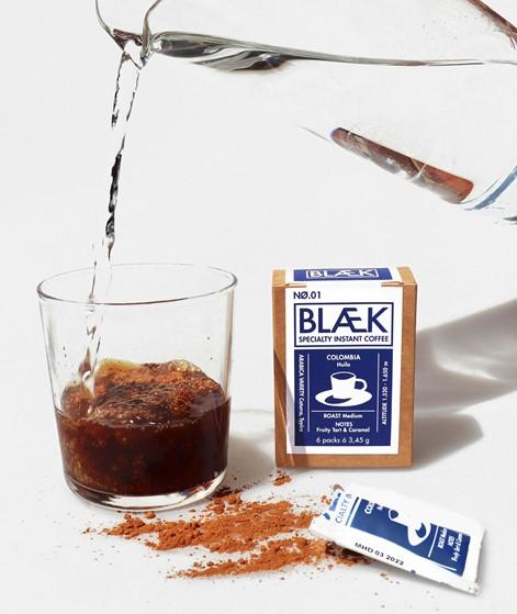 BLAEK Specialty Instant Coffee