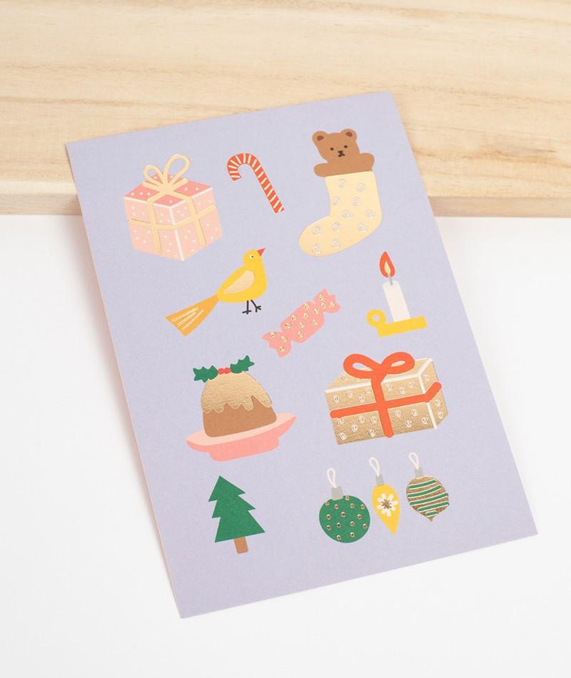 KAUF DICH GLÜCKLICH Postkarte items