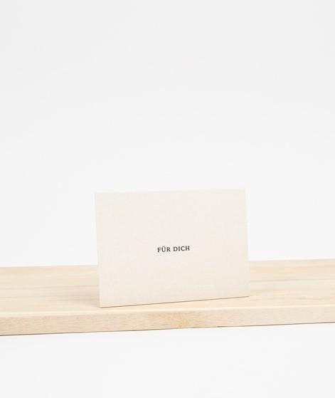 PAPIER AHOI Minicard Für Dich