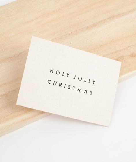 PAPIER AHOI Minicard holy jolly