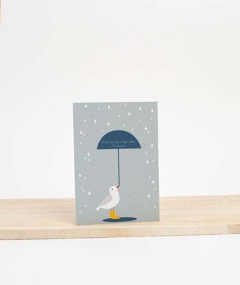 PAPIER AHOI Im Regen