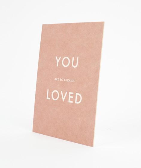 PAPIER AHOI Postkarte you are so