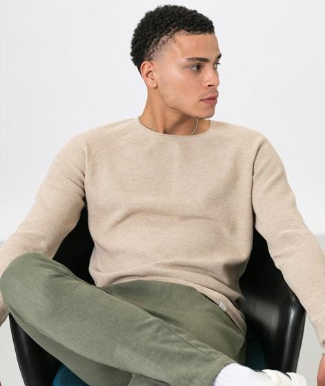 NOWADAYS Honeycomb Pullover beige