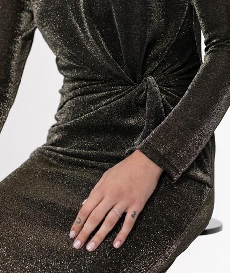 MOVES Shine Kleid schwarz