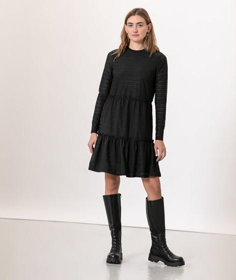 MOVES Huma Kleid schwarz