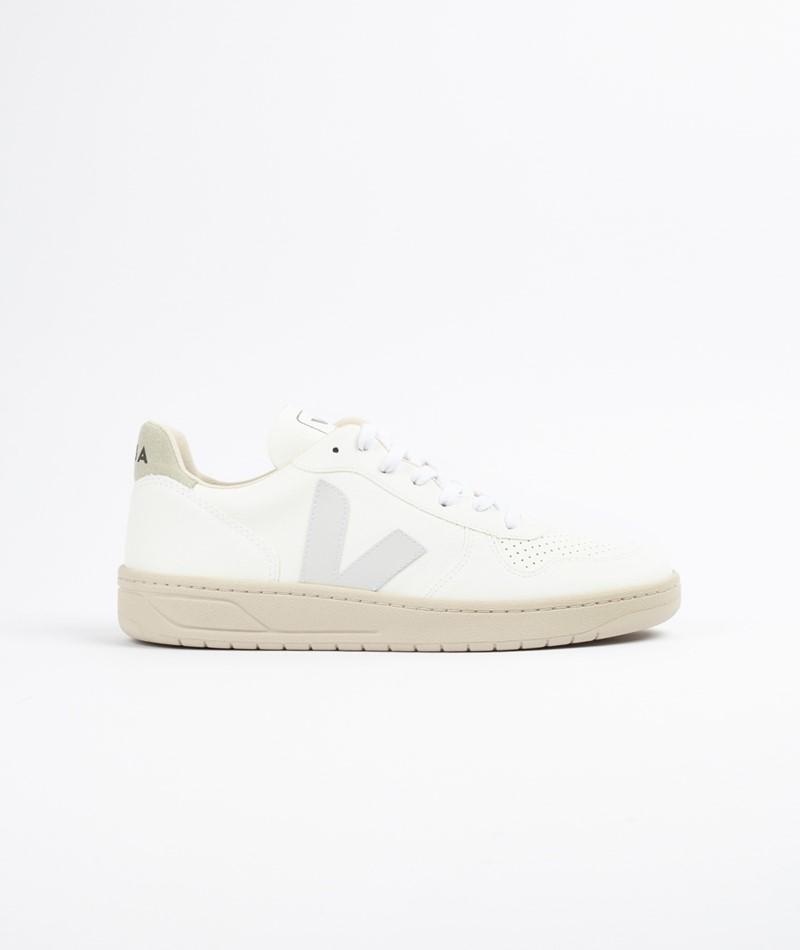 VEJA V-10 Sneaker white natural