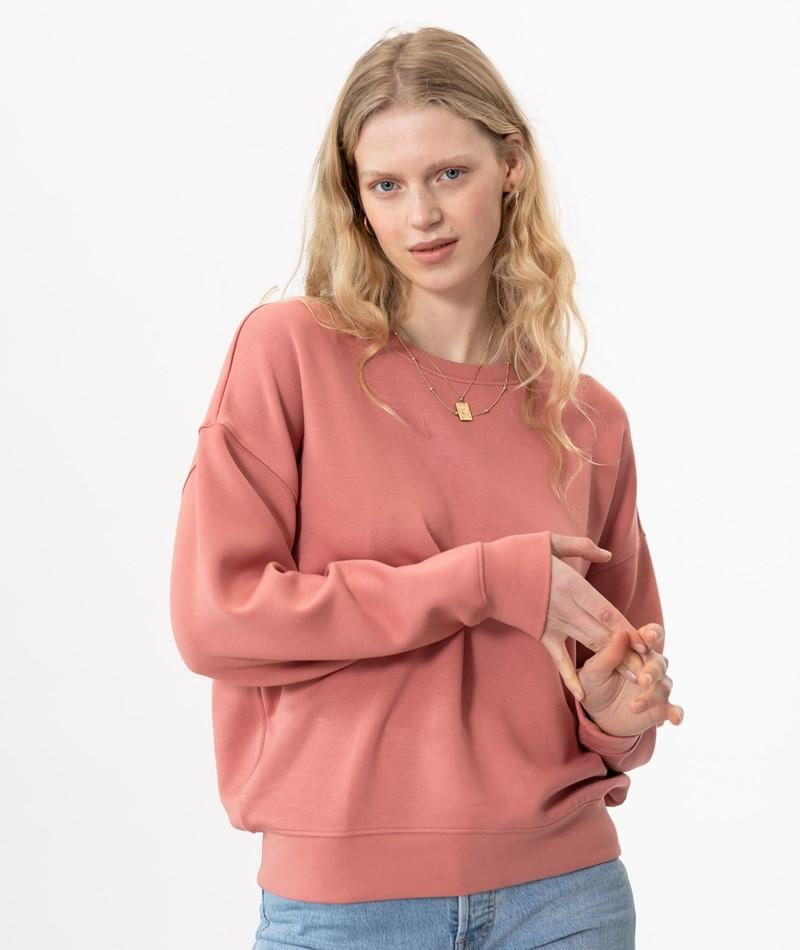 MOSS COPENHAGEN Ima Sweater rot