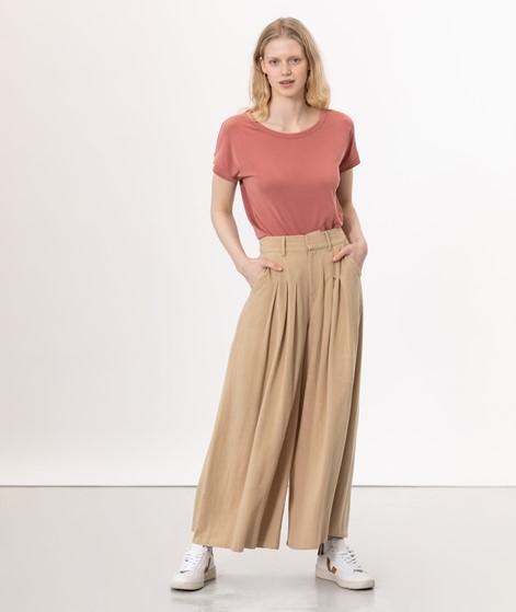 MOSS COPENHAGEN Fenya Modal T-Shirt rot