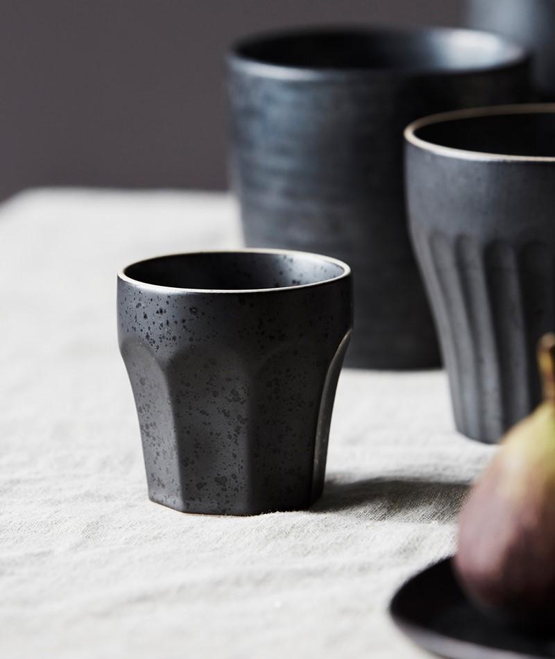 HOUSE DOCTOR Pion Espresso Tasse schwarz