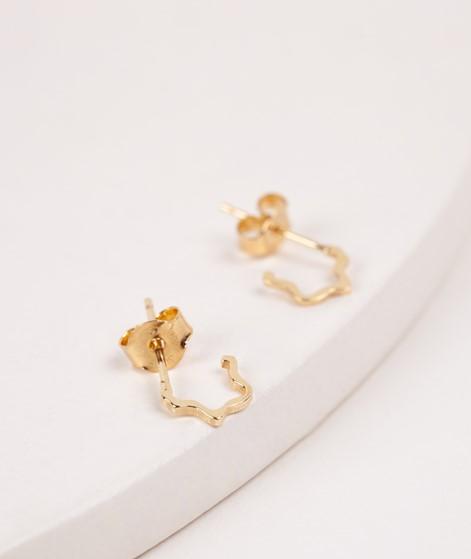 JUKSEREI Pina Ear Stud gold