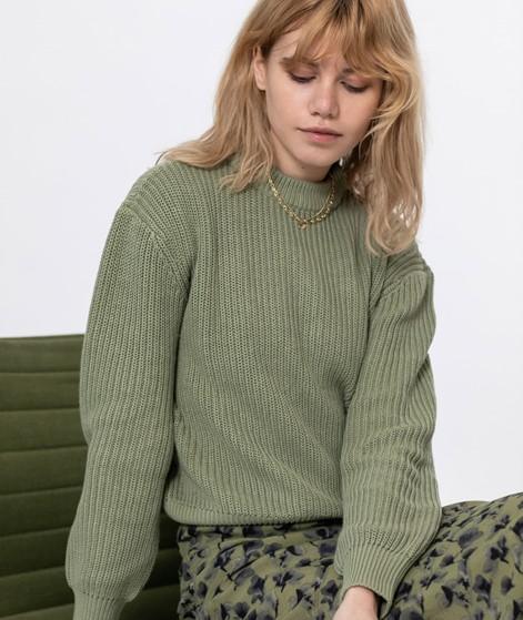 MINIMUM Mikala Pullover grün
