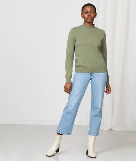 MINIMUM Astaline Pullover grün