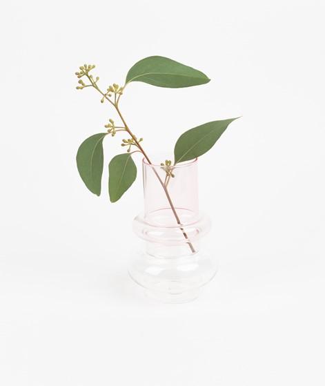 HÜBSCH Vase rosa