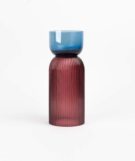 HÜBSCH Handgemachte Vase multi