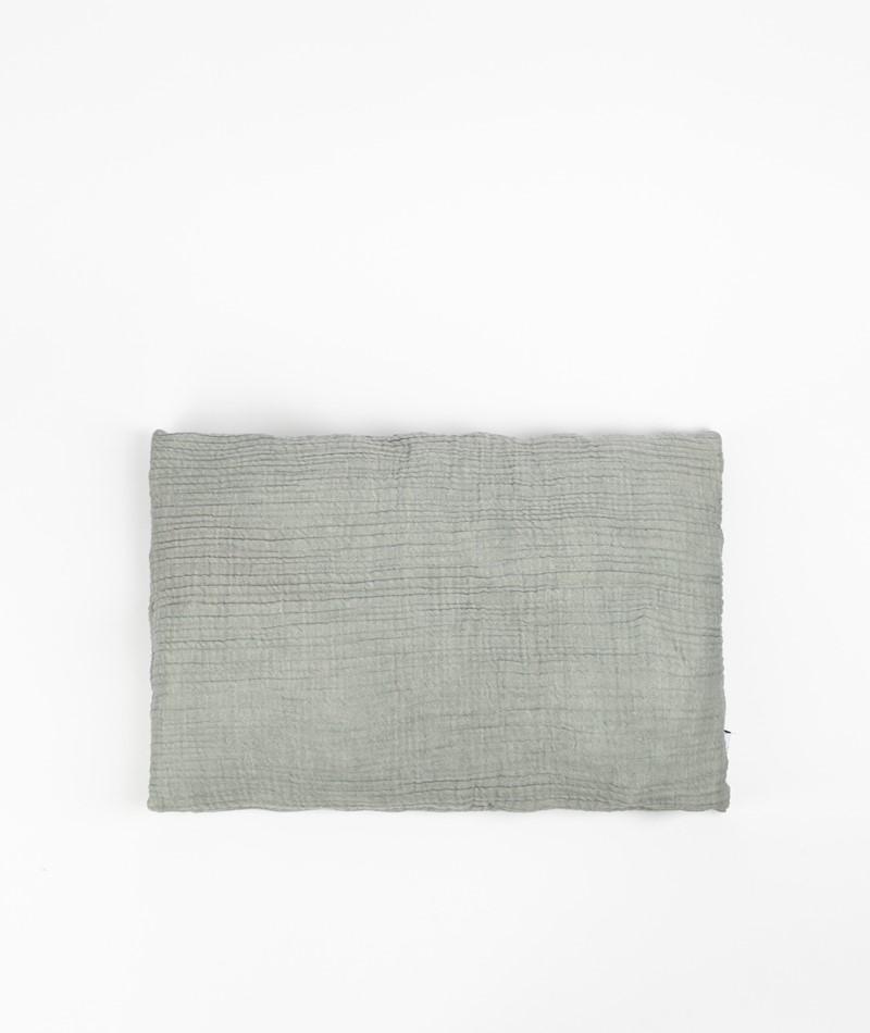 LIV Cushion Cover Aura Kissenbezug grau
