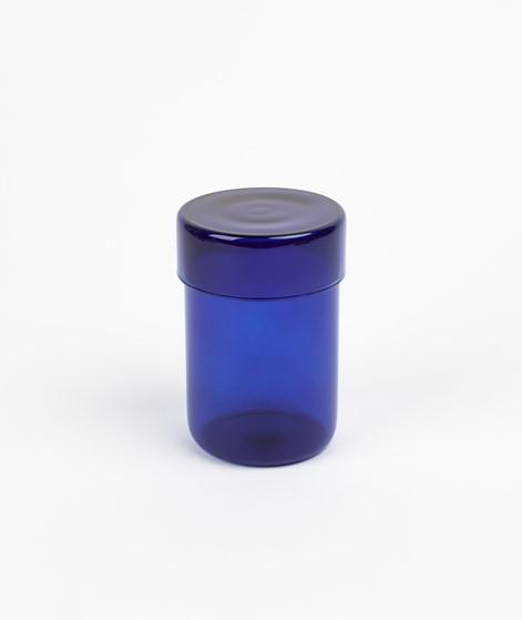 HÜBSCH Aufbewahrungsglas Groß blau