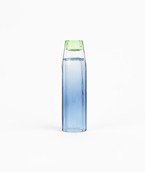 BLOOMINGVILLE Kerzenhalter blau
