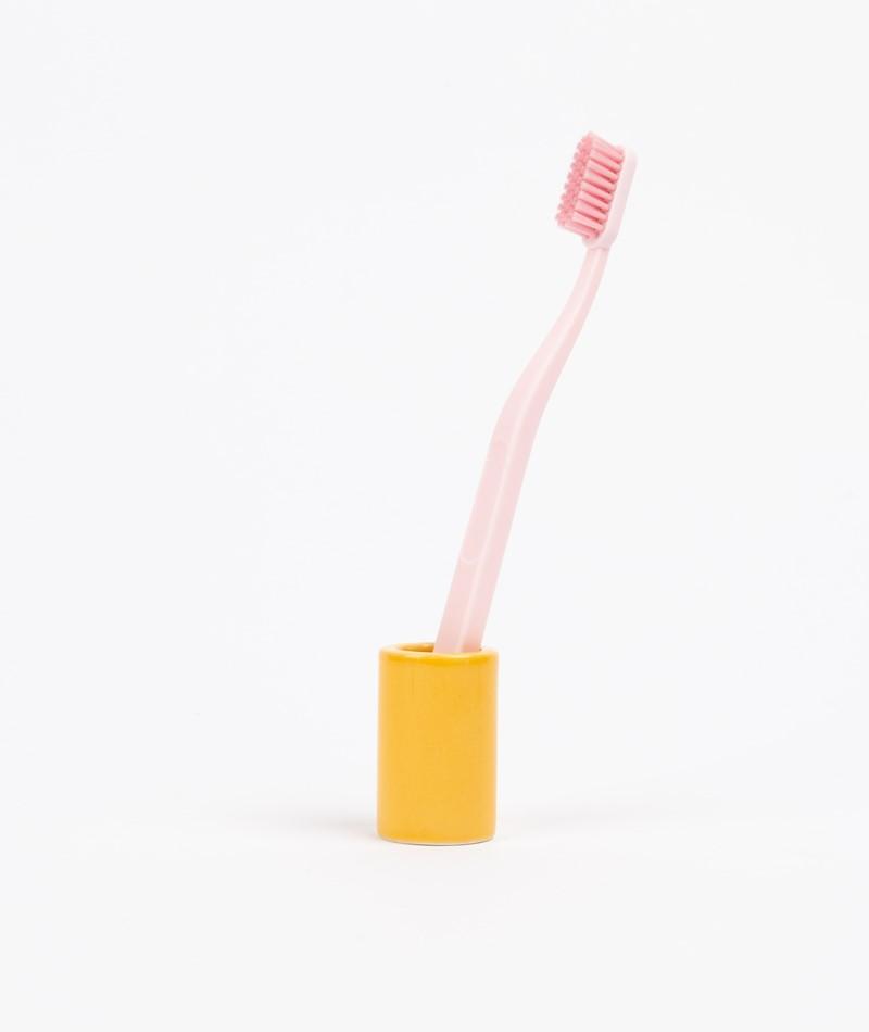HAY Toothbrush Holder yellow