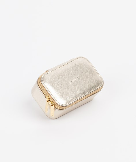 ESTELLA BARTLETT Mini Schmuck Box gold