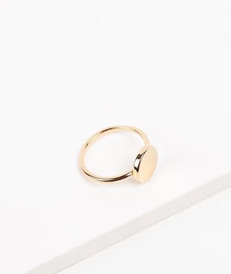 KAUF DICH GLÜCKLICH Ring gold