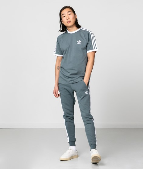 ADIDAS 3-Stripes T-Shirt grün