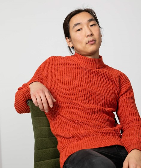 SELECTED HOMME SLHNathan Pullover rot