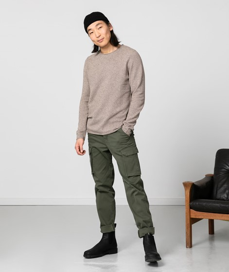 SELECTED HOMME SLHRocky Pullover beige