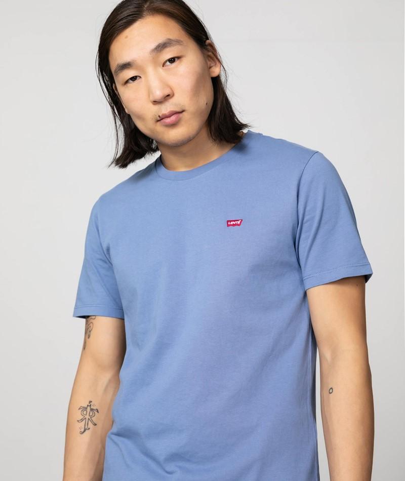 LEVIS SS Orginal HW T-Shirt blue