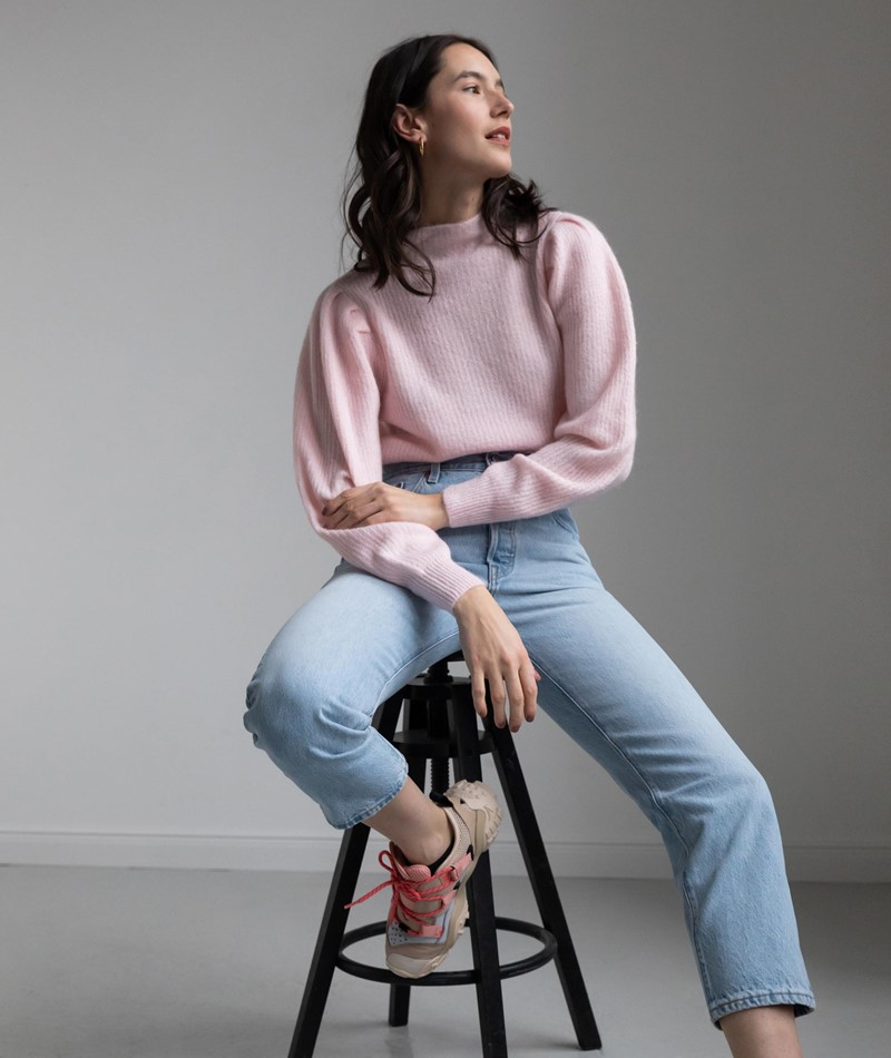 SELECTED FEMME SLFLipa Pullover rosa