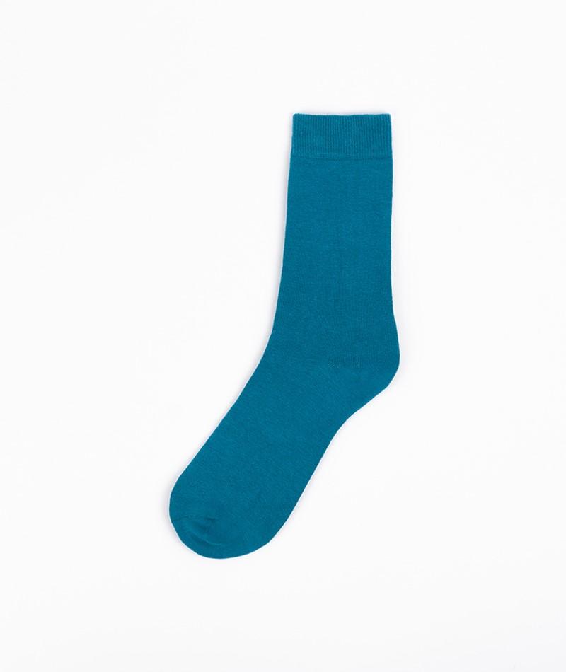 KAUF DICH GLÜCKLICH Socken aqua