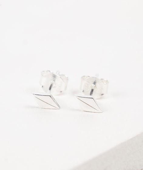 JUKSEREI Harlequin Ear Stud silber