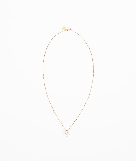 TOODREAMY Birthstone Kette April gold