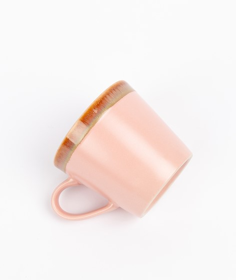 HKLIVING Ceramic 70`s Cappuccino Mug