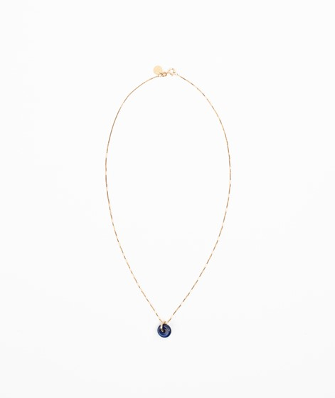 TOODREAMY Birthstone Kette September gold