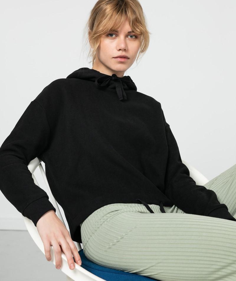 KAUF DICH GLÜCKLICH Sweater schwarz