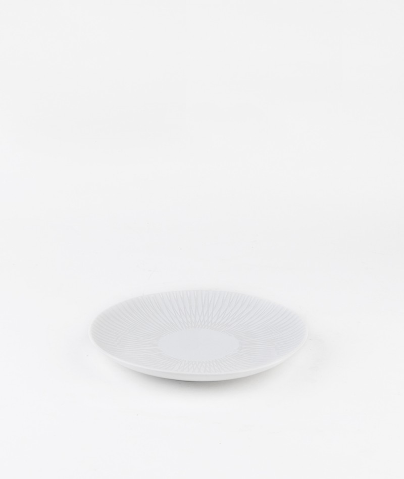 BLOOMINGVILLE Wilma Plate white