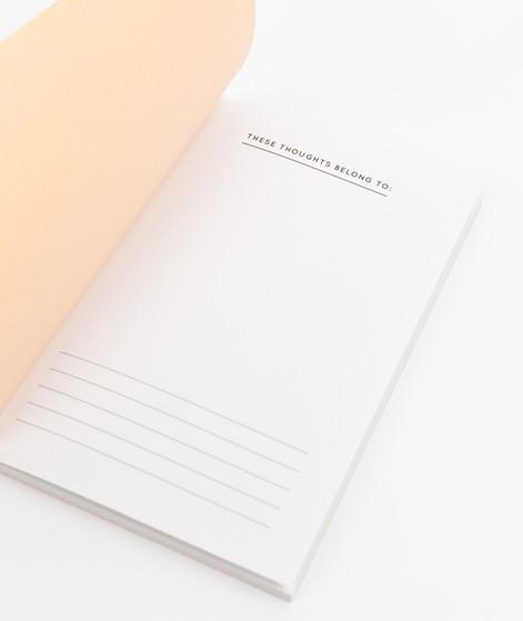 NAVUCKO Notizbuch Dream&Do apricot