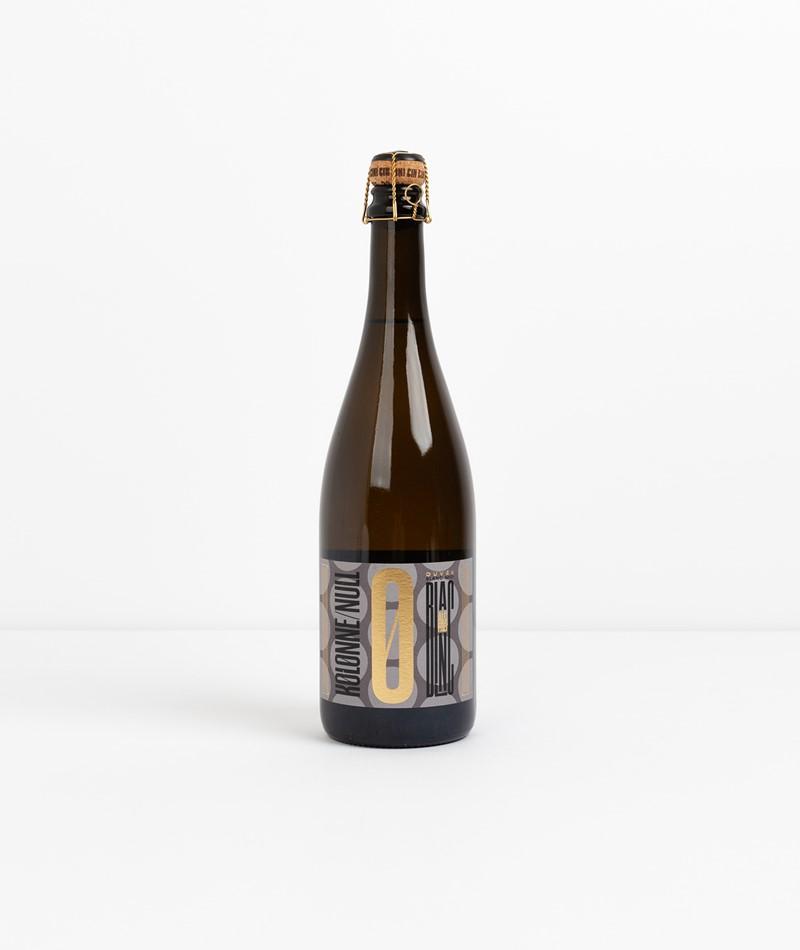 Kolonne Null Prickelnd Cuvée Blanc No 01