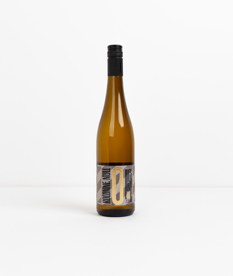 Kolonne Null Alkoholfreier Wein Riesling