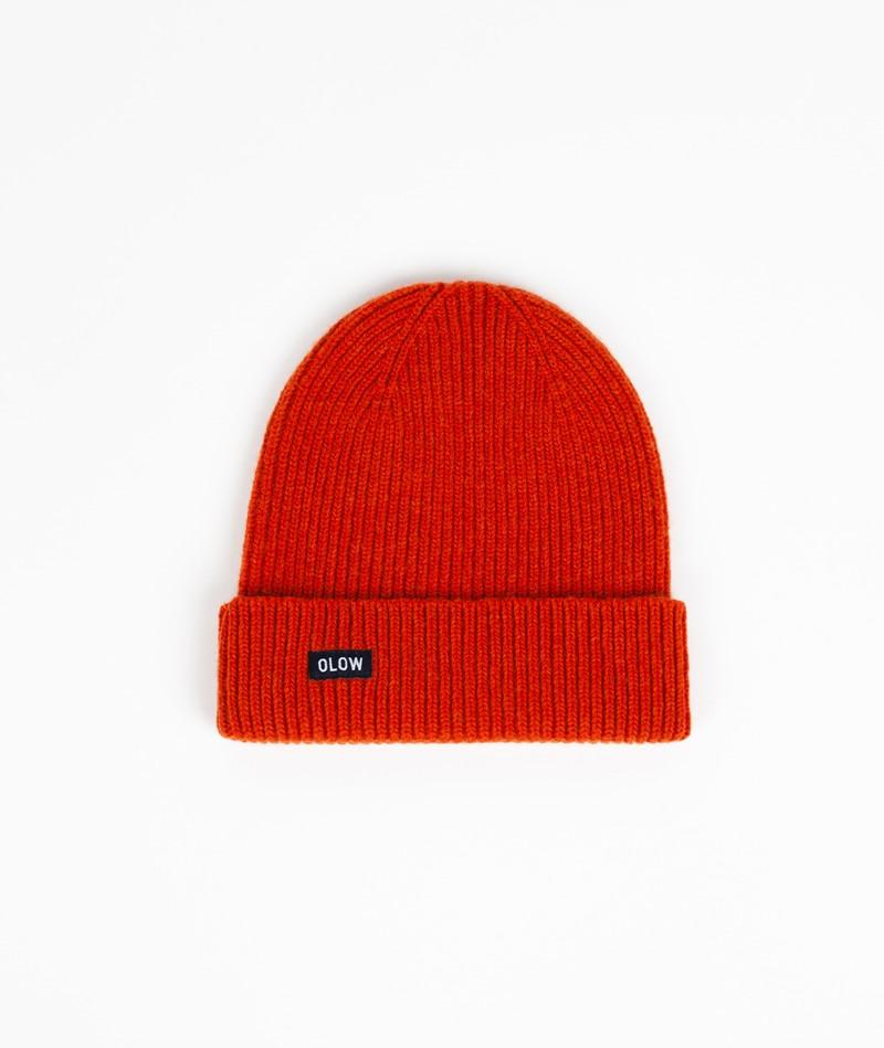 OLOW Ponant Mütze rot