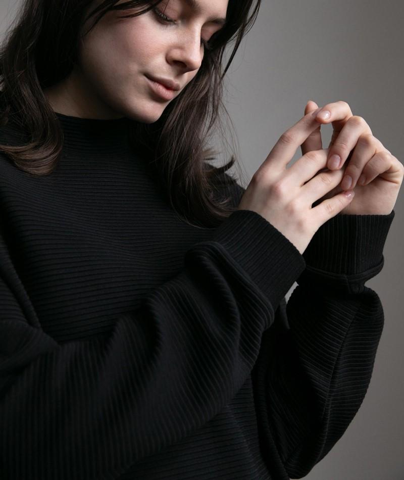 JAN N JUNE Momo Kleid black