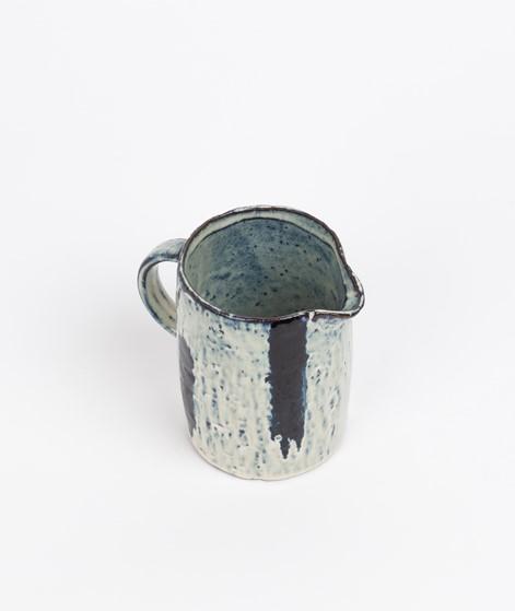 MADAM STOLTZ Stoneware Kanne gemustert