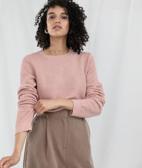 VILA VIChassa Pullover rosa