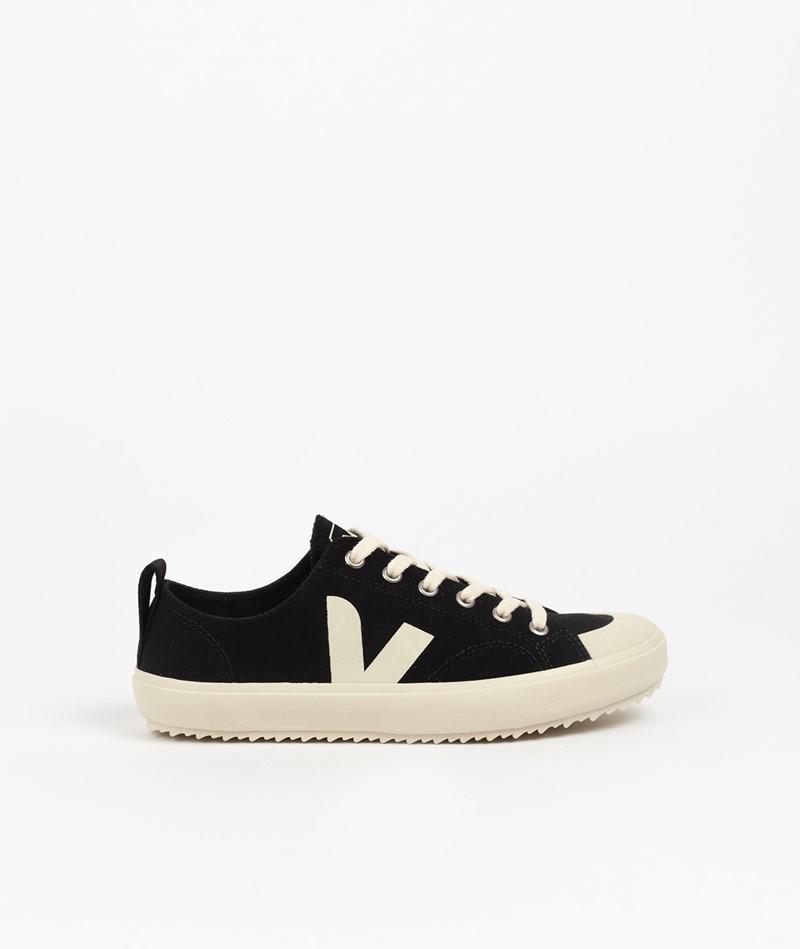VEJA Nova Sneaker schwarz