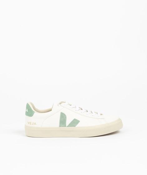 VEJA Campo Sneaker weiß matcha