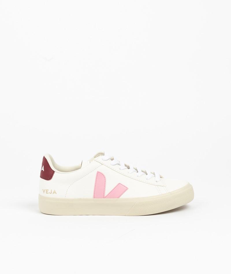 VEJA Campo Sneaker weiß rosa