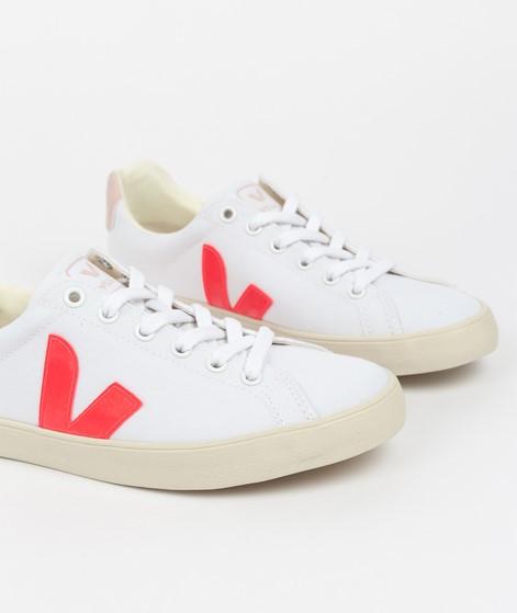 VEJA Esplare Se Sneaker weiß rosa